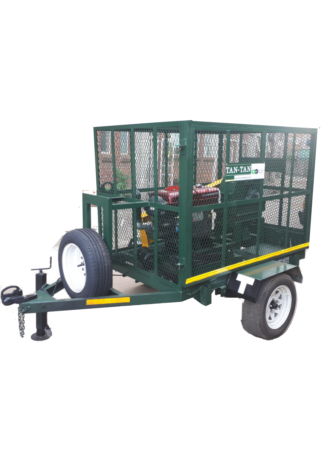 Mobile Gravity Mill
